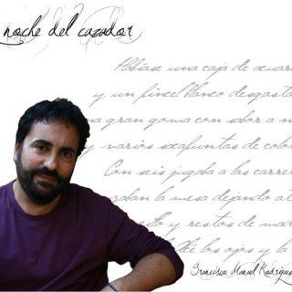 """Francisco Manuel Rodriguez: """"La poesía, al menos la que practico, está a medio camino entre la realidad como referente y la autorreferencia literaria"""""""