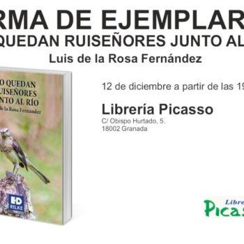 Librería Picasso de Granada
